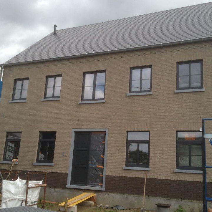 Westmeerbeek nieuwbouw woning