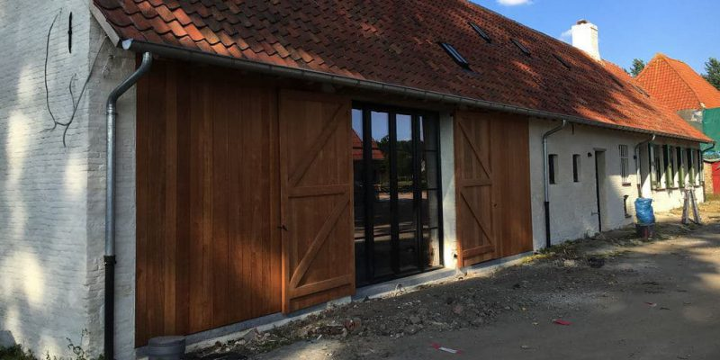 restaureren hoevewoning (uitvoerend architect)
