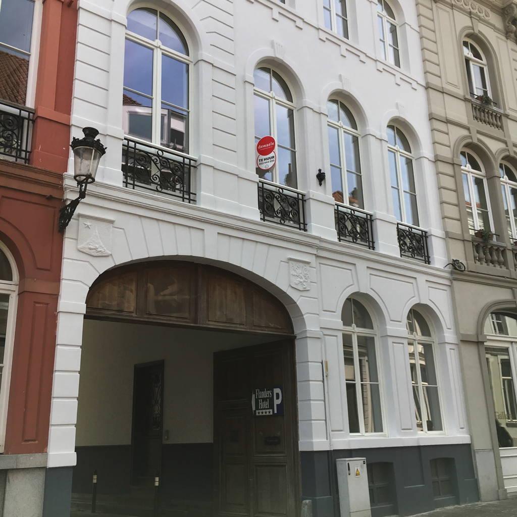 Brugge verbouwen herenhuis tot appartementen